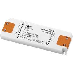 Goobay SET CC 350-20 LED LED gonilnik LED napajalnik 20 W 0 - 56 V/DC 350 mA, konstantna napetost