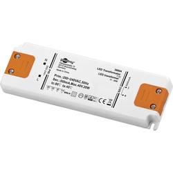 Goobay SET CC 500-20 LED LED gonilnik LED napajalnik 20 W 0 - 40 V/DC 500 mA, konstantna napetost