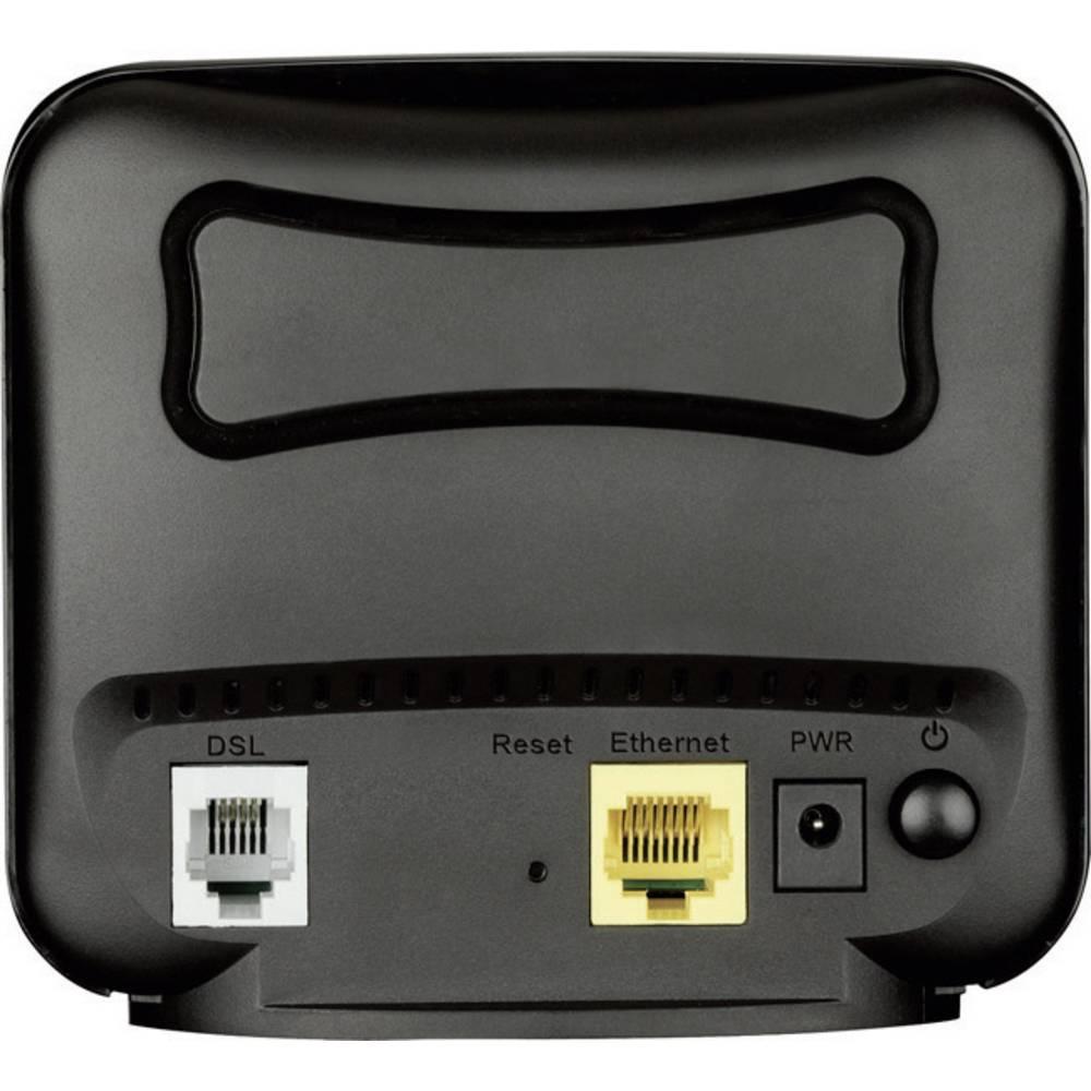 DSL modem D-Link DSL-321B, Annex B, J