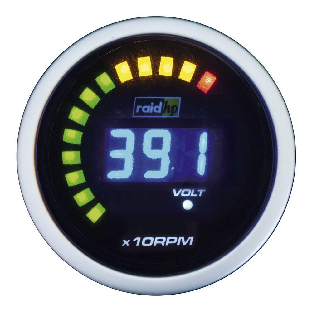 Digitalni merilnik obratov za dizelski motor Raid HP NightFlight 660512