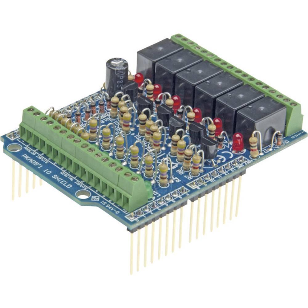 Velleman I/O Shield za Arduino KA05 komplet