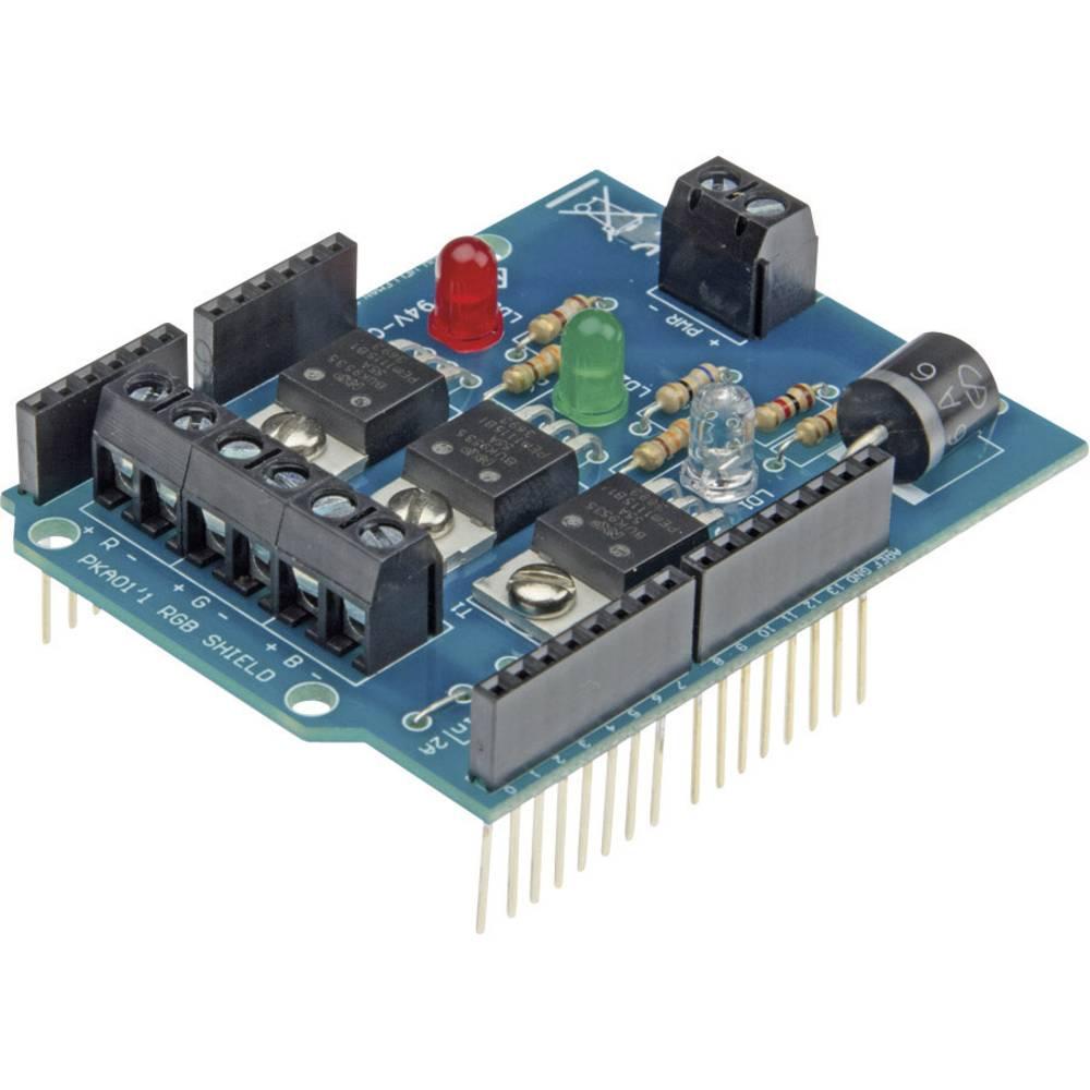 Velleman RGB Shield za Arduino VMA01 predmontirani modul