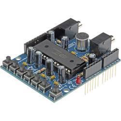 Velleman Shield VMA02 Audio Passar till: Arduino UNO