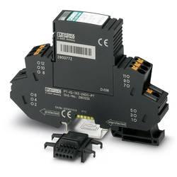 Prenaponski odvodnik, zaštita od prenapona za: razvodni ormar Phoenix Contact PT-IQ-1X2-24DC-PT 2801255 10 kA