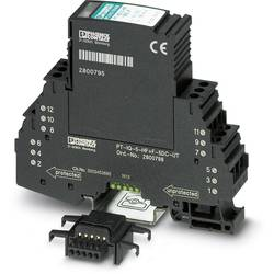 Prenaponski odvodnik, zaštita od prenapona za: razvodni ormar Phoenix Contact PT-IQ-5-HF+F-12DC-PT 2801295 10 kA