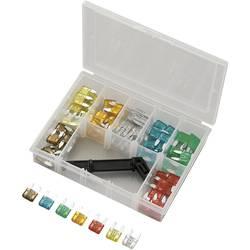 Komplet mini ploščatih varovalk za avtomobile in industrijo TRU Components Y101-70TS 700027