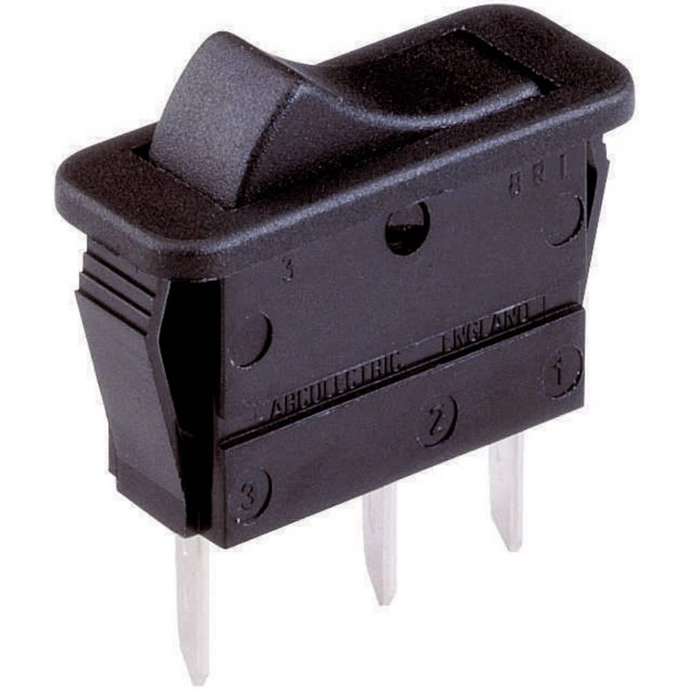 Arcolectric Klecna sklopka 1 polno 1-polni uklop/isklop 250V/AC C1510 VB AAA