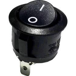 Klecno stikalo 250 V/AC 6 A 1 x izklop/vklop R13-112A B/B 0-I zaskočno 1 kos