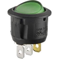 Preklopni prekidač 250 V / AC 6 A 1 x Isključeno / Uključeno R13-112B B / G 200V zasun 1 kom.