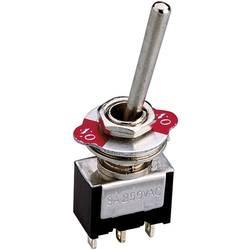 Prevjesni prekidač 250 V/AC 3 A 1 x uklop/uklop TRU COMPONENTS LB-601-2 bez povrata 1 kom.
