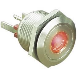 Bulgin MPI001/28/RD pritisna tipka z zaščito pred vandalizmom 24 V/DC 0.05 A 1 x izklop/(vklop) IP66 tipkalno 1 kos