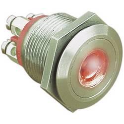 Bulgin MPI001/TERM/RD pritisna tipka z zaščito pred vandalizmom 24 V/DC 0.05 A 1 x izklop/(vklop) IP66 tipkalno 1 kos