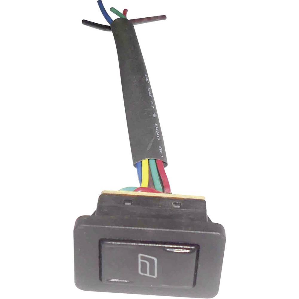 SCI Avtomobilsko klecno stikalo za pomik stekel, 20 A 28628C17 12 V/DC 20 A