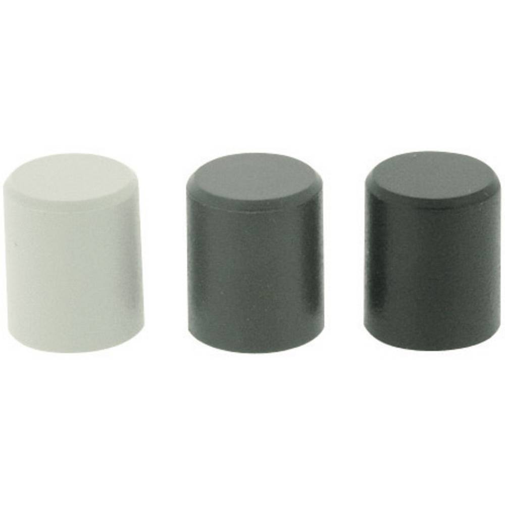 ALPS Pritisni gumb TAK8-102 A.3, 3 svijetlo siva