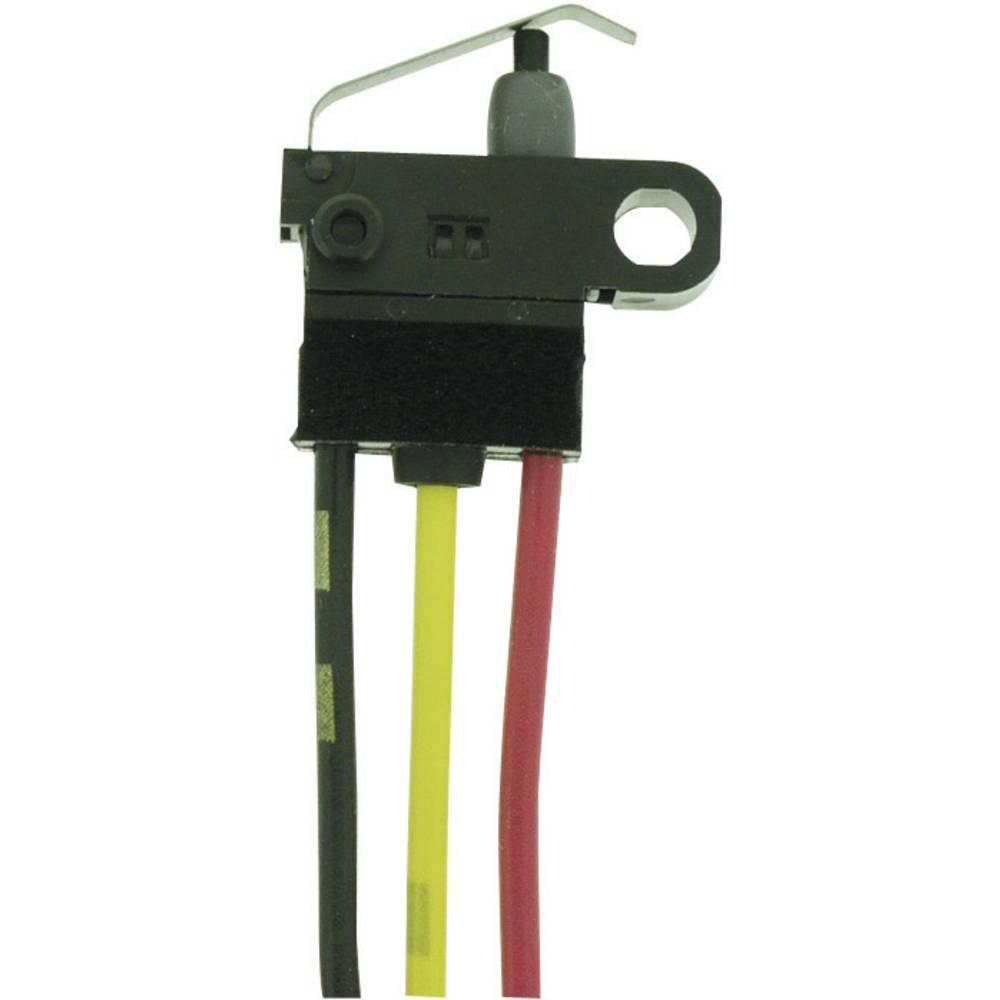 ALPS Detektorski preklopnik, IP 67, vodotijesan kabel dulžine 250mm 12 V/D SPVQ11