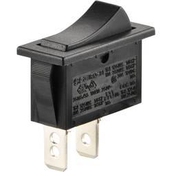 Vippströmbrytare 250 V/AC 10 A 1x Av/På SCI R13-91A-01 låsande 1 st