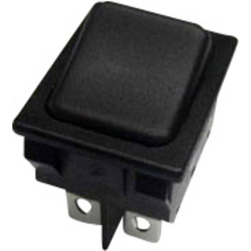 SCI Klecno stikalo, 16 A R13-117D-01 Vklop/izklop/vklop 250V/AC 10 A