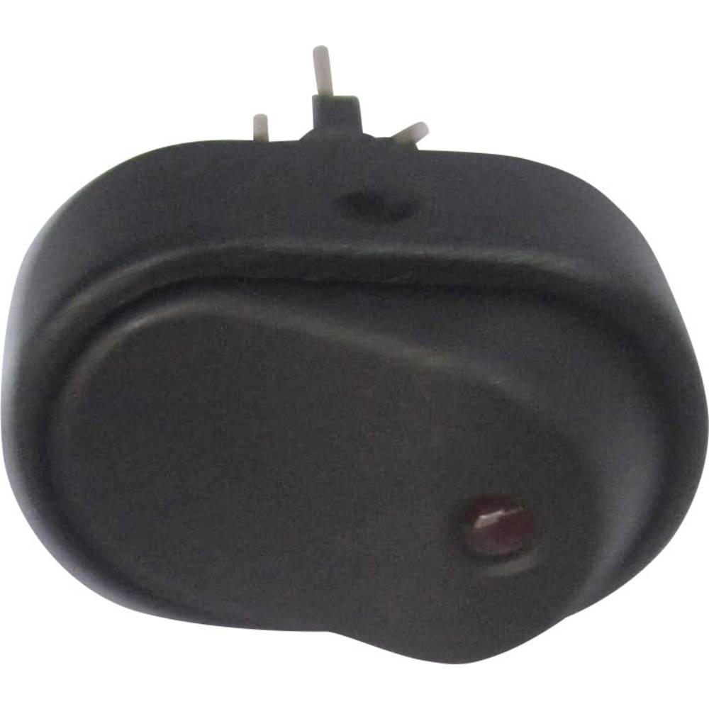 SCI Vippekontakt til køretøjer 12 V/DC 30 A N/A N/A N/A LED rød (U B  12 V/DC)
