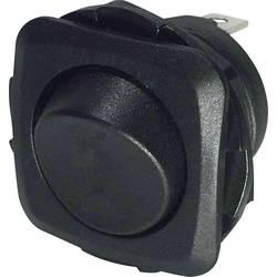 Vippströmbrytare 250 V/AC 10 A 1x På/Av/På SCI R13-135D-02 låsande/0/låsande 1 st