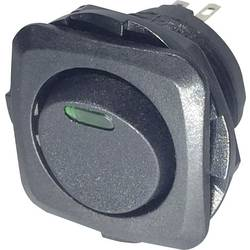 Vippströmbrytare 250 V/AC 10 A 1x Av/På SCI R13-135L-02 låsande 1 st