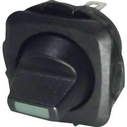 Vippströmbrytare 250 V/AC 10 A 1x Av/På SCI R13-135LP-02 låsande 1 st