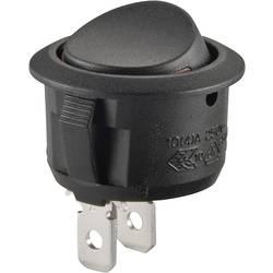 Vippströmbrytare 250 V/AC 10 A 1x Av/På SCI R13-208A2-02 låsande 1 st