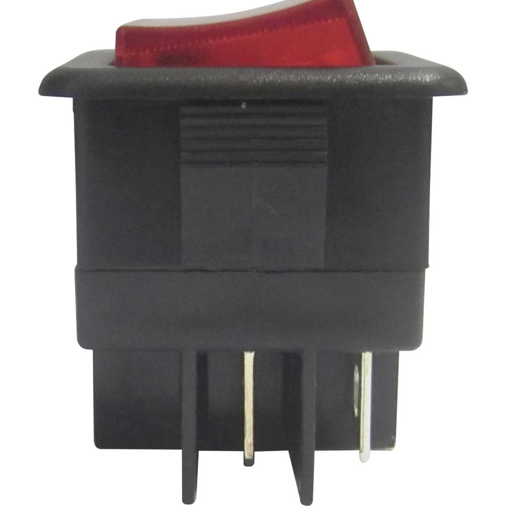 SCI Klecno stikalo, 16 A R13-105B-01 B/R Vklop/izklop 250 V/AC 10 A
