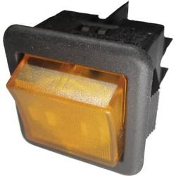 SCI Klecno stikalo, 16 A R13-105B-01 B/Y Vklop/izklop 250 V/AC 10 A