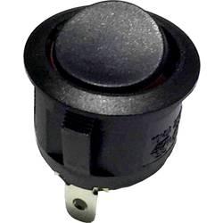 Klecno stikalo 250 V/AC 6 A 1 x izklop/vklop R13-112A2 B/B/R zaskočno 1 kos