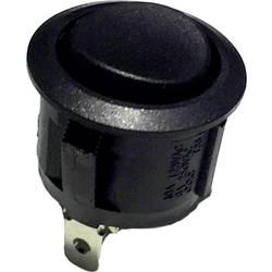 Klecno stikalo 250 V/AC 6 A 1 x Aus/(Ein) R13-112F B/B tipkalno 1 kos
