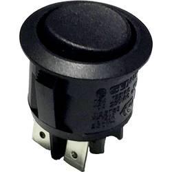 Klecno stikalo 250 V/AC 8 A 2 x vklop/izklop/vklop R13-244D B/B zaskočno/0/zaskočno 1 kos