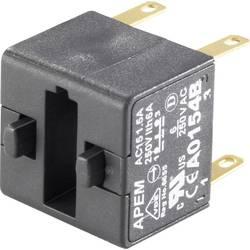 APEM Skifteelement 250 V/AC 1,5 A A01 A0154B 2 x Tænd/(Sluk) Fladstik 2,8 mm