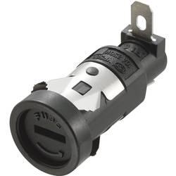 Nosilec varovalke, primeren za fine varovalke 5 x 20 mm 10 A 250 V/AC SCI R3-12 1 kos