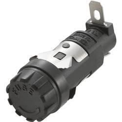 Nosilec varovalke, primeren za fine varovalke 5 x 20 mm 10 A 250 V/AC SCI R3-11 1 kos