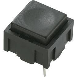 Pritisna tipka 50 V DC/AC 0.025 A 1 x izklop/vklop PBS-18B tipkalno 1 kos