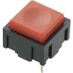 Pritisna tipka 50 V DC/AC 0.025 A 1 x izklop/(vklop) PBS-18B tastend 1 kos