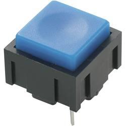 Pritisna tipka 50 V DC/AC 0.025 A 1 x izklop/(vklop) PBS-18B tipkalno 1 kos