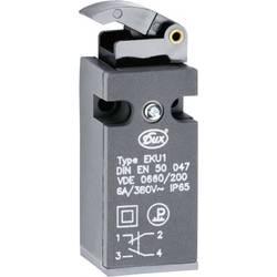 Endestopkontakt Schlegel EKU1-KG 380 V/AC 6 A Tastende IP65 1 stk