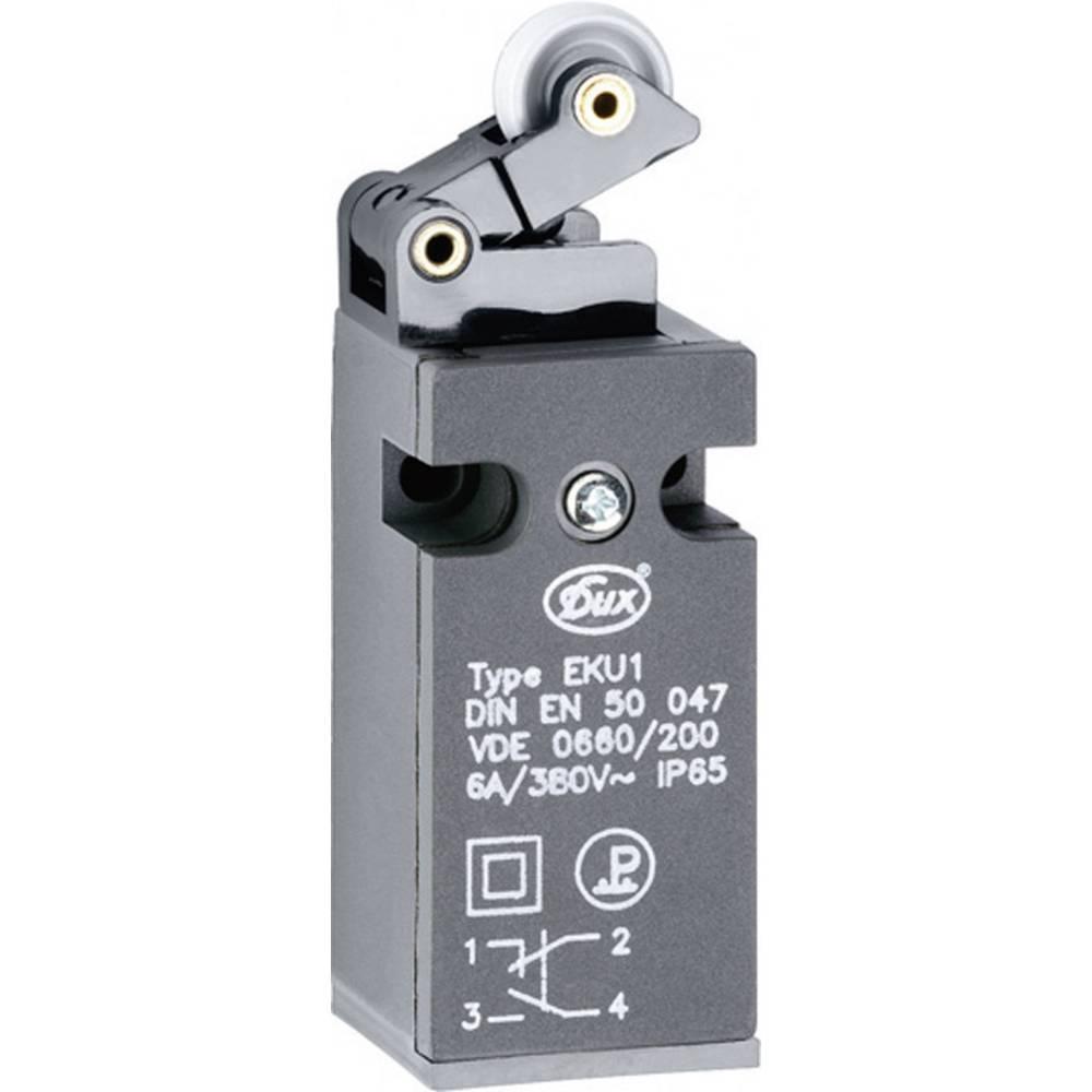 Končno stikalo Schlegel EKU1-KH, 1 x delovni + 1 x mirovni kontakt, 380 V/AC, 6 A