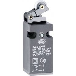 Endestopkontakt Schlegel EKU1-KH 380 V/AC 6 A Tastende IP65 1 stk