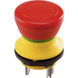 Nødstopknap 250 V/AC 2.5 A 2 Öffner (value.1345273) Schlegel FRVKOO IP65 1 stk