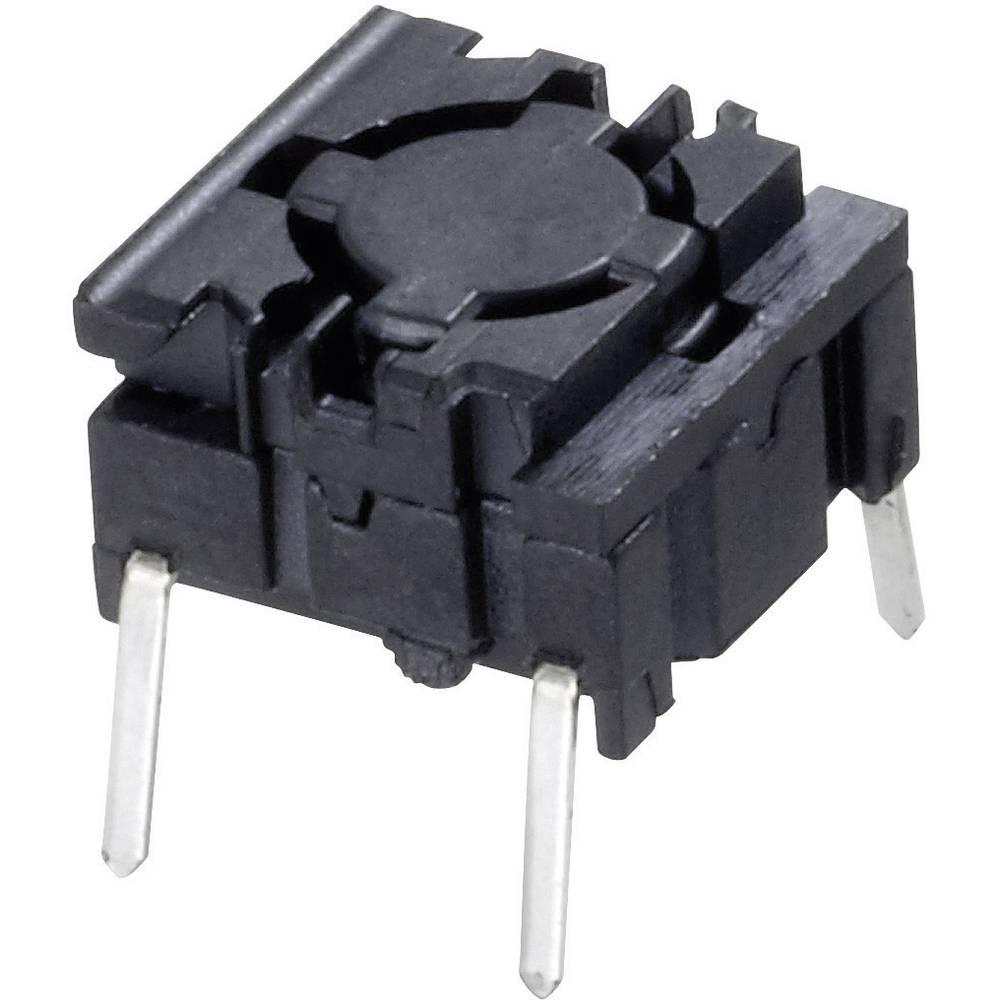 Pritisna tipka 24 V/DC 0.05 A 1 x izklop/(vklop) MEC 5GTH935 IP67 tipkalno 1 kos