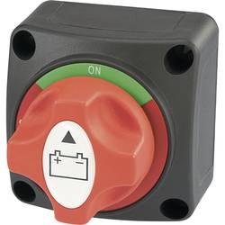 Stikalo za avtomobilski akumulator 12 V/DC 50 V/DC 200 A 1 x izklop/vklop zaskočno TRU Components TC-A23-2 IP54 1 kos