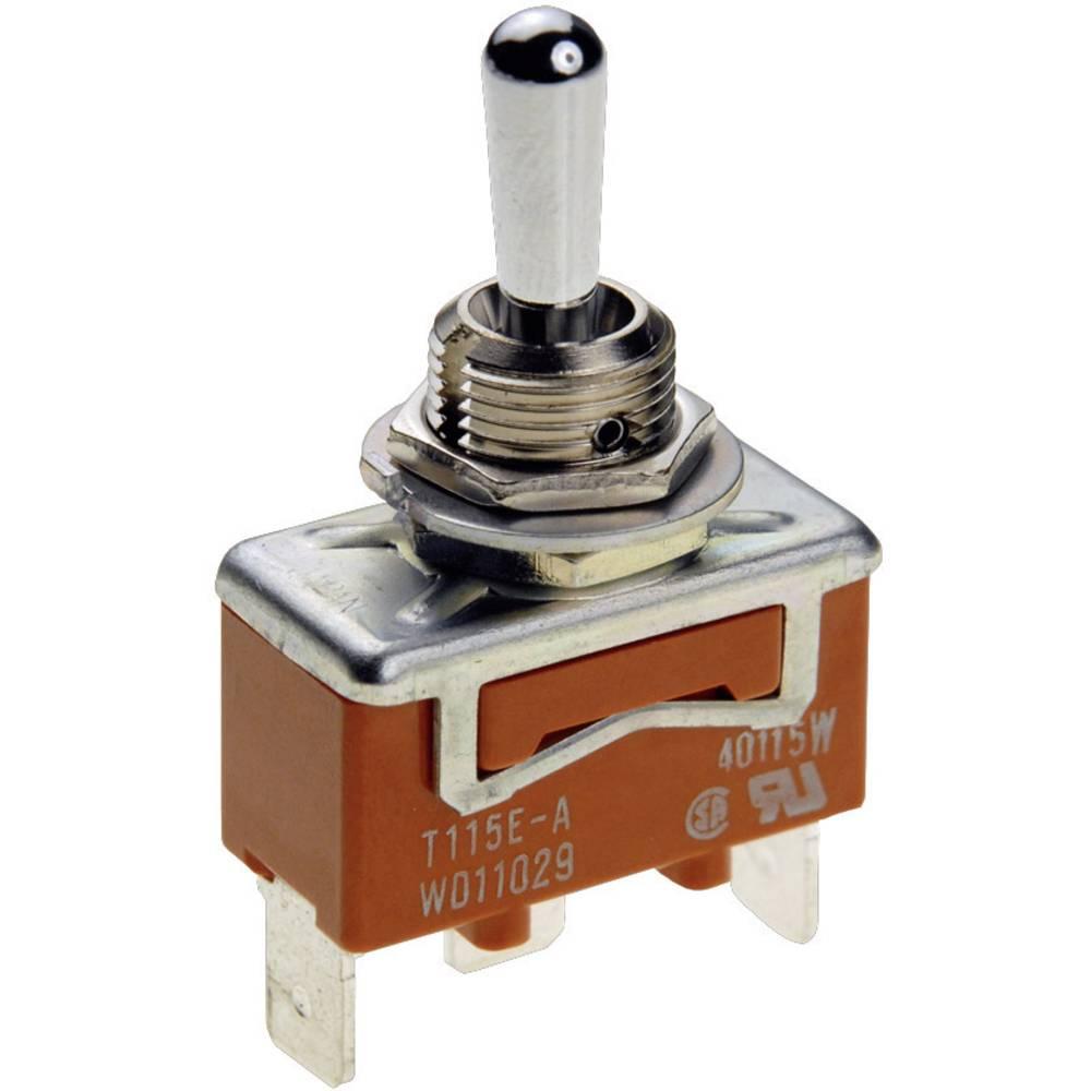 Panasonic Prevjesna sklopka sručkom serije T15 250 V/AC 15A 1 x uklop/isklop/(uklop) T115HULCSAFJ