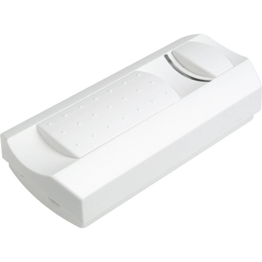Vrvični zatemnilnik, bele barve, preklopna moč (min.) 20 W preklopna moč (maks.) 500 W Ehmann LUMEO MOBIL 1 kos