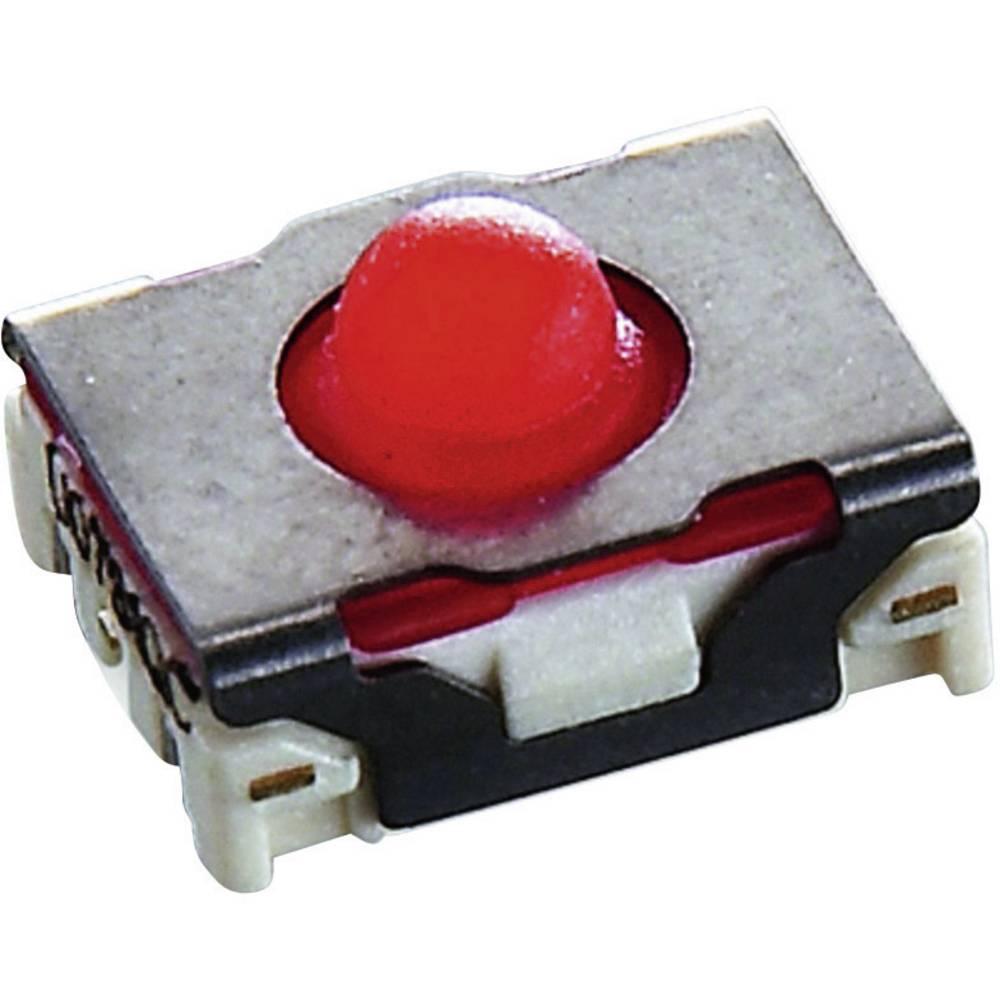 RAFI MICON 5 1.14.002.111/0000-Potisno tipkalo, 1 x izklop/(vklop), 42 V/DC, 0.1A, tipkalno, 1 kos