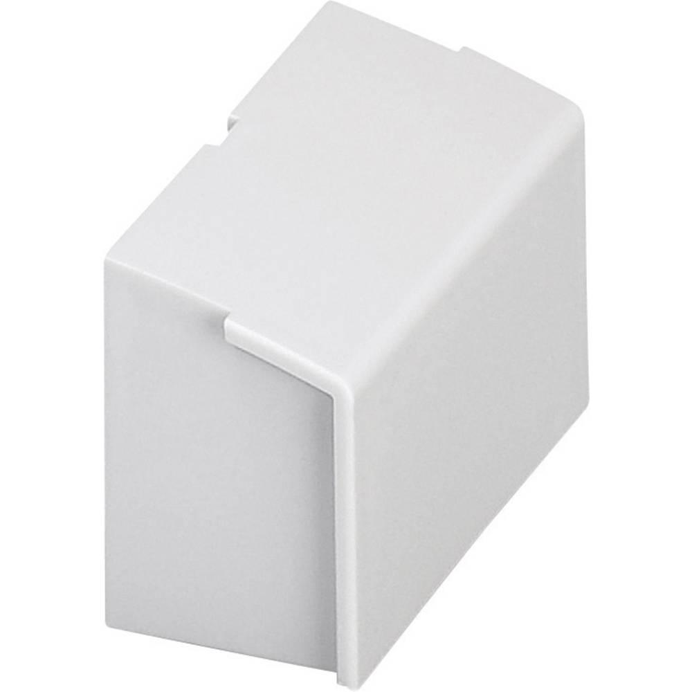 Kućište za DIN-letvu, slijepi čep 53.6 polikarbonat, svijetlo sive boje Phoenix Contact BC 53,6 BS U22 KMGY 1 kom.