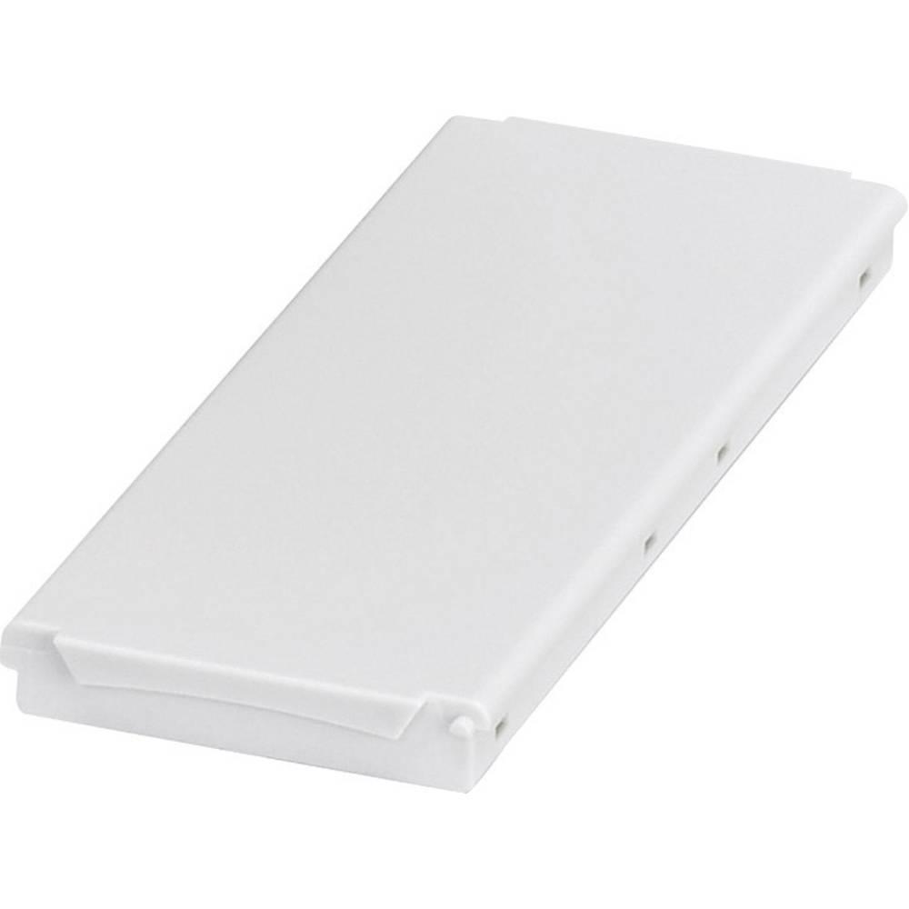 Kućište za DIN-letvu, poklopac 45 x 107.6 x 8 polikarbonat, svijetlo sive boje Phoenix Contact BC 107,6 DKL R KMGY 1 kom.