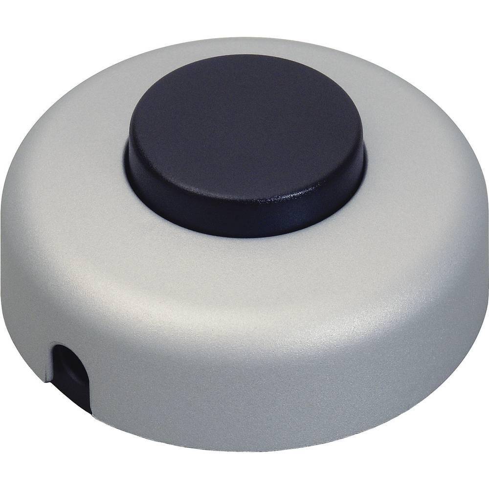 InterBär Pohodno vmesno vrvično stikalo 1 polno, stikalo zaizklop 2 (1) A/250 V/AC 5062-020.01