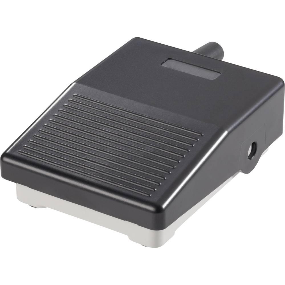 ABB Mini nožno stikalo ohišjeiz umetne mase črno 1 x preklopni kontakt 250 V/AC 15 A 1SBV001107R1823